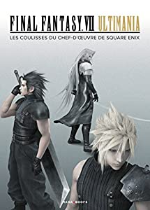 Final Fantasy VII Ultimania Edition simple One-shot