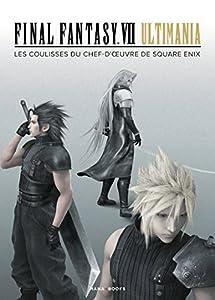 Final Fantasy VII Ultimania Edition simple Tome 0