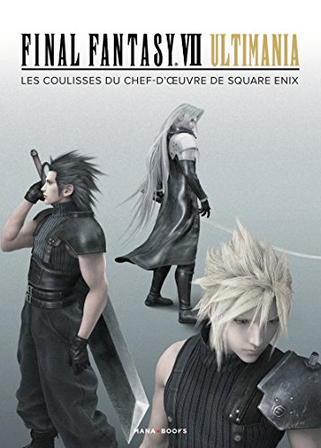 Final Fantasy VII Ultimania par Collectif