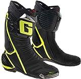 Gaerne GP1 Racing Motorradstiefel 46 Gelb