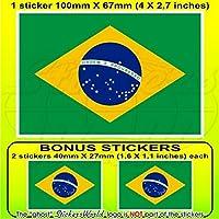 Brasil bandera brasileña Brasil 4