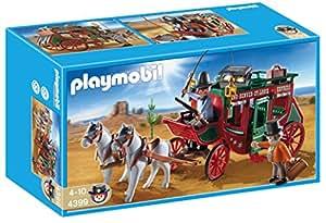 Playmobil - 4399 - Jeu de construction - Diligence