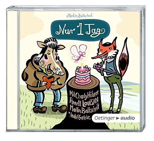 Preisvergleich Produktbild Nur ein Tag  (CD): Hörspiel, ca. 45 Min.