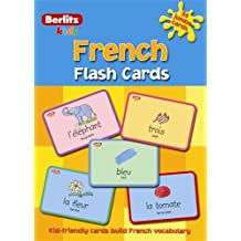 Berlitz Language: French Flash Cards.