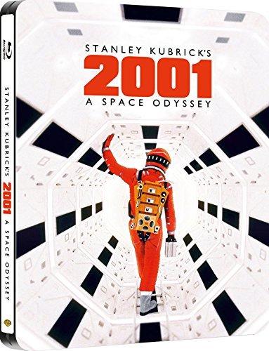 2001: Una Odisea Del Espacio - Edición Metálica [Blu-ray]