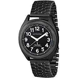Verbalise Talking Radio Controlled Watch BK917