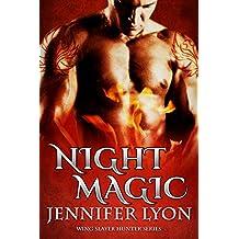 Night Magic (Wing Slayer Hunter Book 3) (English Edition)