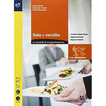 Sala E Vendita 1. Con Extrakit. Con Openbook. Per Le Scuole Superiori. Con E-Book. Con Espansione Online