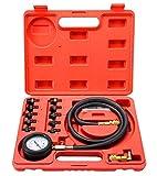 Nitrip 1//8  NPTF Sensore pressione olio motore auto per VDO Single Head Matte 1~10BAR