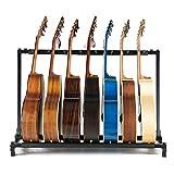 MultiWare Support Pour Guitare Support Pliable Guitare 5