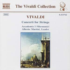 Konzerte für Streicher und Basso continuo