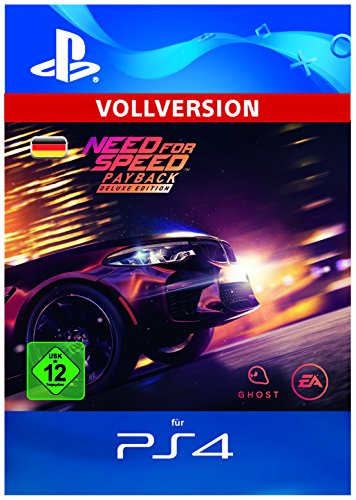 Need for Speed: Payback Deluxe Edition [PS4 Download Code - deutsches Konto]