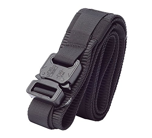 Molle Tactical Belt Tactical Security Duty Utility Riggers Belt with Molle System 1.5'' Belts