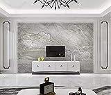 Papel pintado 3D moderno, atmósfera minimalista, alta placa de piedra gris, no tejido, para pared, desmontable, TV, pared, pintura decorativa, 350 cm × 245 cm