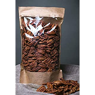 Premium Raw Pecan Nut Halves (700gram)