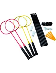 Sunflex Badmintonset Challenge 4, 53543