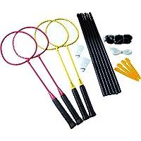 53575 Sunflex Badmintonnetz Badminton Netz Rapid