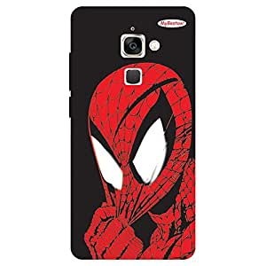 Spider Man 2 - Mobile Back Case Cover For LeEco Le 2