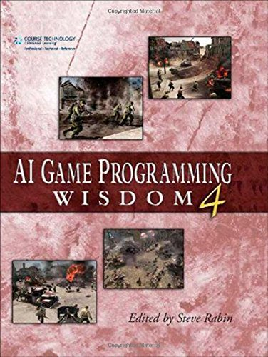 AI Game Programming Wisdom 4 (AI Game Programming Wisdom (W/CD)) by Steve Rabin (2008-02-20)