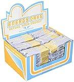 Energy Cake - Original Energieriegel & Haferflocken Kuchen mit langkettigen Kohlenhydraten, weniger Zucker & mehr Energie für den Alltag - Fitness Cake & Oatmeal - Joghurt 24x 125g (3kg)
