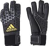 adidas Herren Torwarthandschuhe ACE Pro Classic, black/dgh solid grey/white/solar gold, 8.5, AP5790