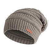 Männer Frauen Stricken Headwear Paar Strickmütze Baggy Warm Crochet Lover Kleine Mütze Winter Wolle Ski Beanie Skull Slouchy Caps Hut Moonuy (B)