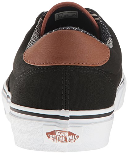 Vans Ua Era 59, Sneakers Basses Homme Noir (C And L Black/material Mix)