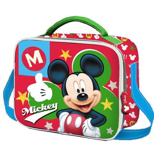 Mickey Mouse - Sac à pique-nique Star (Karactermania)