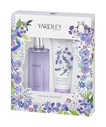 Yardley English Lavender Confezione Regalo 125ml EDT + 100ml Lozione Corpo