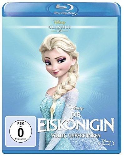 Die Eiskönigin - Völlig unverfroren - Disney Classics [Blu-ray] -