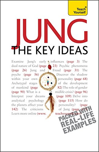 Jung - The Key Ideas: Teach Yourself (Teach Yourself Philosophy)