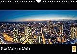 Frankfurt am Main (Wandkalender 2018 DIN A4 quer): Atemberaubende Bilder, die Frankfurt aus verschiedenen Blickwinkeln beleuchten. (Monatskalender, 14 ... [Kalender] [Apr 01, 2017] Eberhardt, Peter