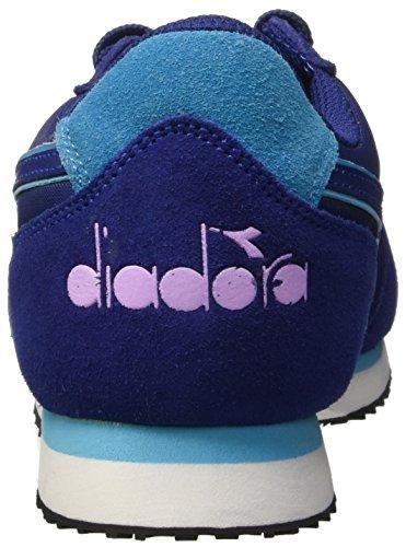 Blu W Stampa Blu K Run Diadora Pumps Damen wtCHXqwxB