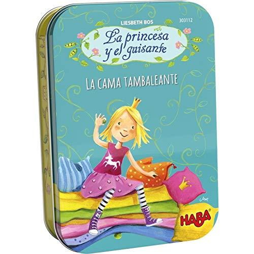 HABA-La La Princesa Guisante La Cama tambaleante