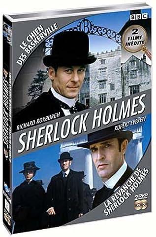 Sherlock Holmes - 2 films : La revanche de Sherlock Holmes / Le chien des Baskerville