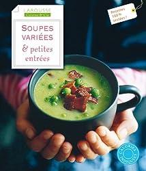 Soupes variées & petites entrées