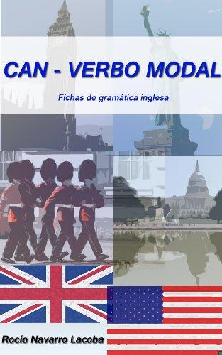Can - Verbo modal (Fichas de gramática inglesa) por Rocío Navarro Lacoba