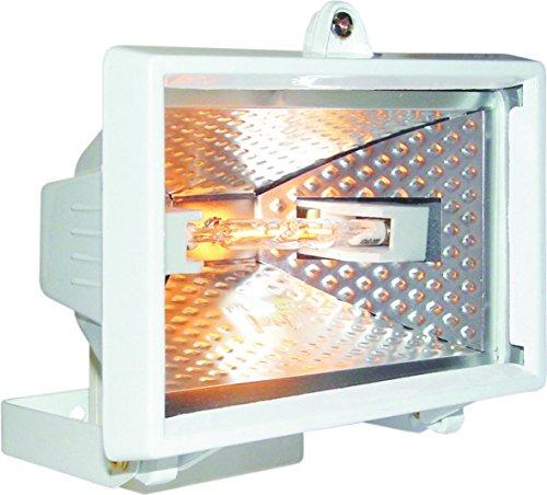 Smartwares HL120W - Foco, 120W, 2250lúmenes, Halógeno- Blanco