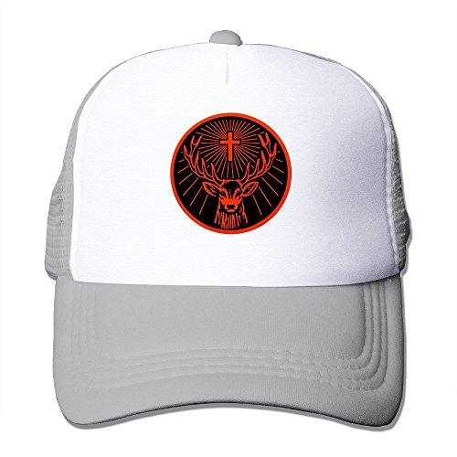 huseki-jagermeister-logo-classic-mesh-back-trucker-cap-hat-for-unisex-ash