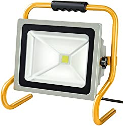 Brennenstuhl Mobile Chip-LED-Leuchte 50W IP65 Outdoor, 1171250503