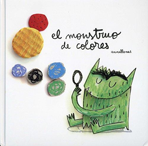 El Monstruo de Colores por Anna Llenas Serra