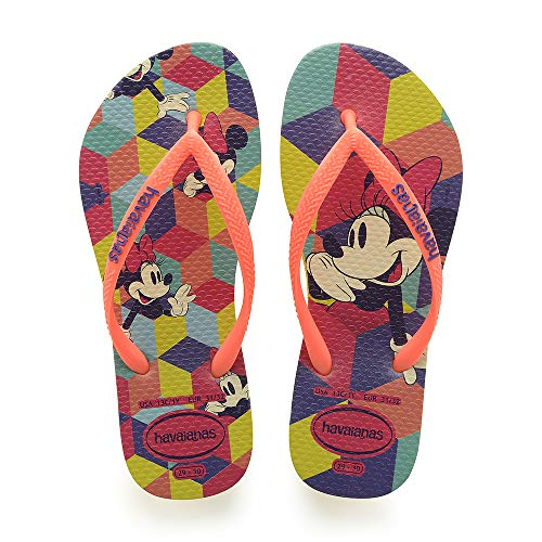 Havaianas Slim Disney Cool, Girls Flip Flop