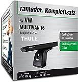 Rameder Komplettsatz, Dachträger WingBar für VW MULTIVAN T6 (124910-14349-3)