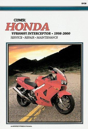 Honda Vfr800 por Haynes