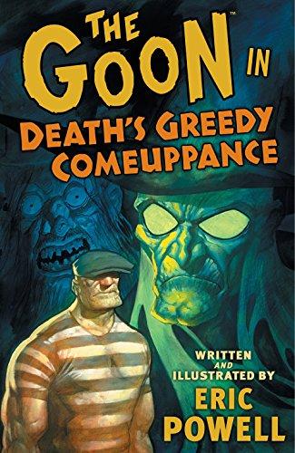 The Goon Volume 10: Death's Greedy Comeuppance