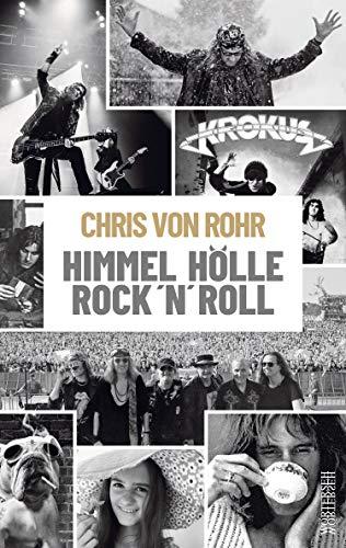 Buchseite und Rezensionen zu 'Himmel, Hölle, Rock 'n' Roll' von Chris von Rohr