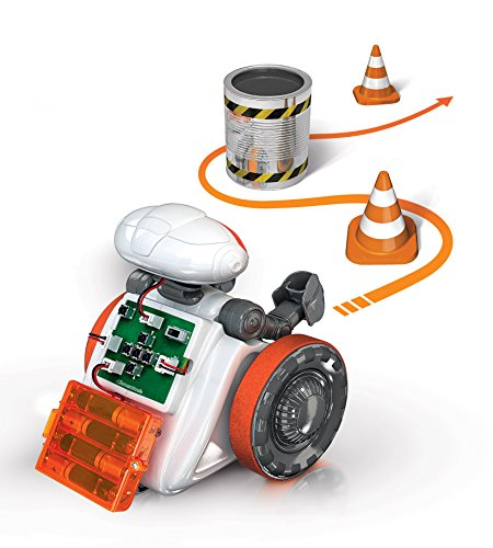 51rs0CCQknL - Ciencia y Juego - Mio, el robot programable (Clementoni 550616)