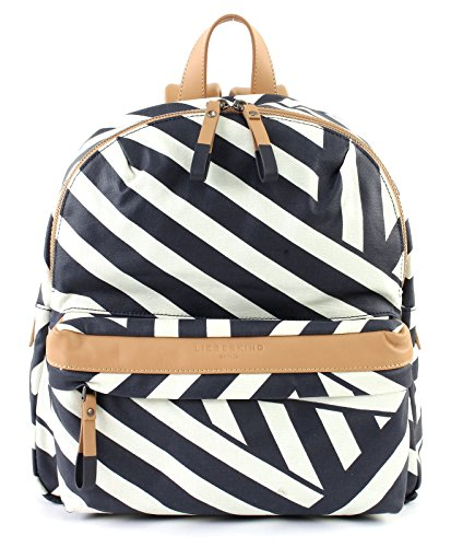 LIEBESKIND BERLIN Printed Coated Canvas Taylor Offwhite
