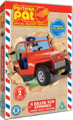 Image of Postman Pat: Special Delivery Service - Series 2 - Volume 2 [DVD]
