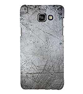HiFi Designer Phone Back Case Cover Samsung On7 (2016) New Edition For 2017 :: Samsung Galaxy On 5 (2017) ( Grey Pattern Design )